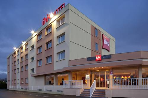 ibis Tarbes Odos Cover Picture