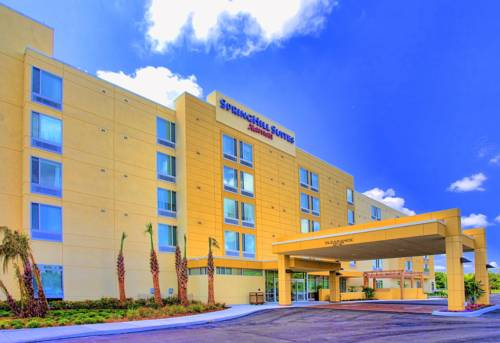 SpringHill Suites Tampa North/Tampa Palms Cover Picture
