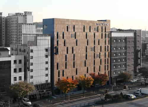 Hotel Vine Seongnam Cover Picture