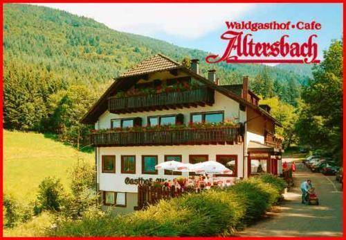 Waldgasthof Altersbach Cover Picture