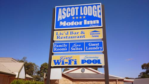 Ascot Lodge Motor Inn Cover Picture