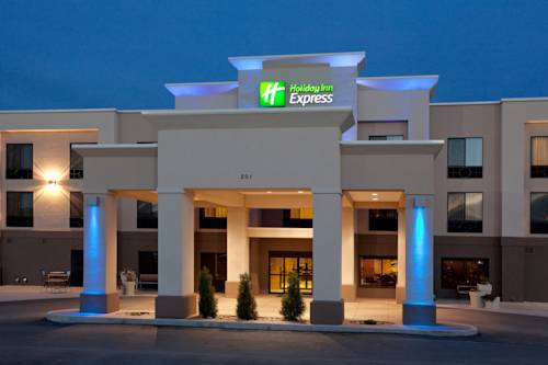 Holiday Inn Express Rawlins Cover Picture