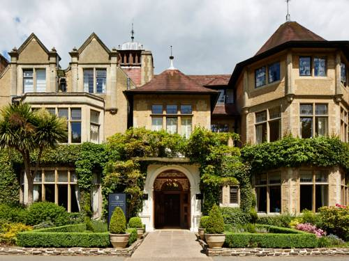 Macdonald Frimley Hall Hotel & Spa Cover Picture