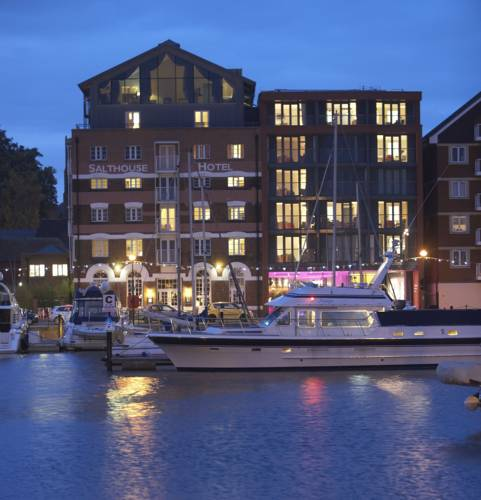 Salthouse Harbour Hotel Cover Picture