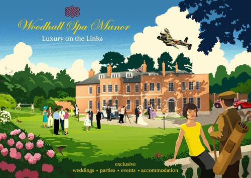 Woodhall Spa Manor Cover Picture