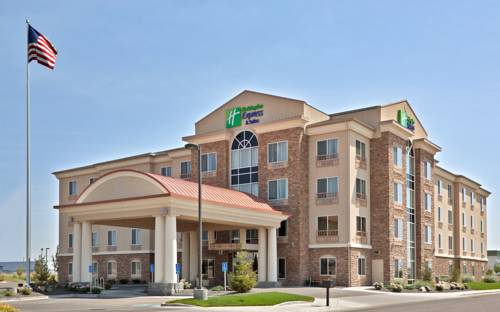Holiday Inn Express Hotel & Suites Ontario Cover Picture