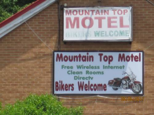 Mountain Top Motel Cover Picture