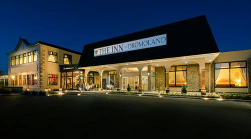 The Inn at Dromoland Cover Picture