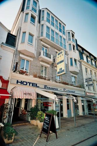 Hotel Les Arcades Cover Picture