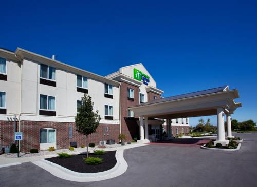 Holiday Inn Express Hotel & Suites Portland Cover Picture