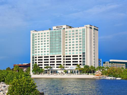 Westin Tampa Bay Cover Picture