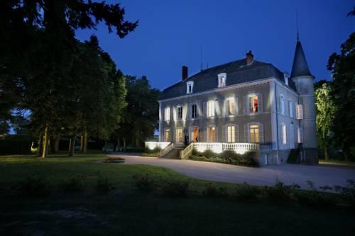 Relais du Silence Château de la Frédière Cover Picture