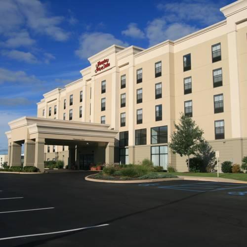 Hampton Inn & Suites Wilkes-Barre Cover Picture