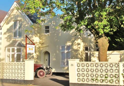 The White Lodge Southsea Cover Picture