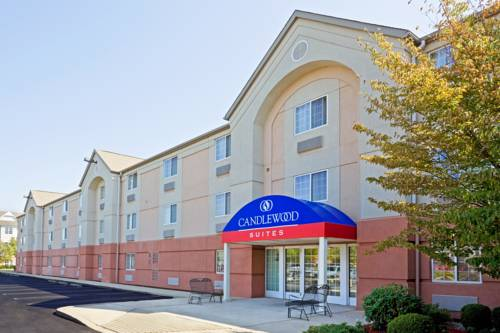 Candlewood Suites-Somerset Cover Picture
