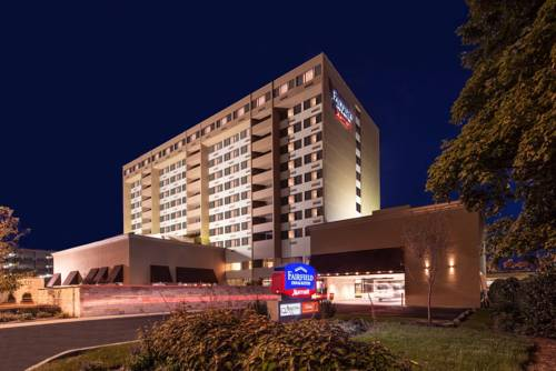 Fairfield Inn & Suites by Marriott Charlotte Uptown Cover Picture