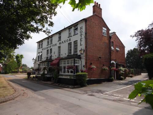 The Hillmorton Manor Hotel Cover Picture