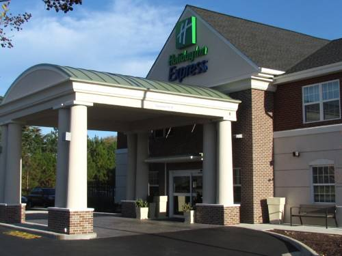 Holiday Inn Express Williamsburg North Cover Picture