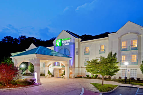 Holiday Inn Express Mount Arlington Cover Picture