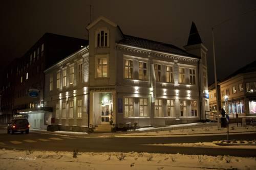 Hotel 1016 Olav Digre Cover Picture