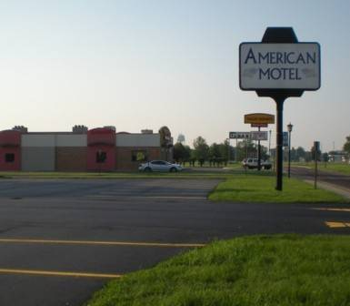 American Motel Waseca Cover Picture