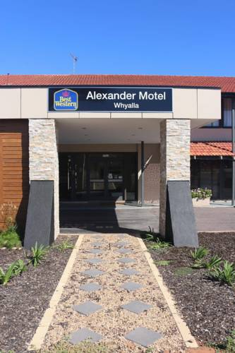 Best Western Alexander Motel Whyalla Cover Picture