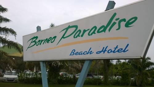 Borneo Paradise Beach Hotel Cover Picture