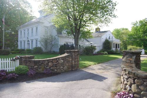 Captain Stannard House Bed and Breakfast Country Inn Cover Picture