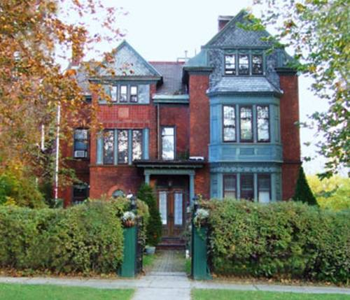 The Stockbridge Ramsdell House Bed & Breakfast Cover Picture