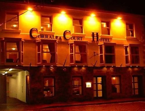 The Corralea Court Cover Picture