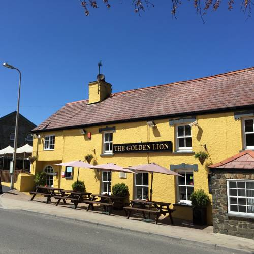 The Golden Lion Inn Cover Picture