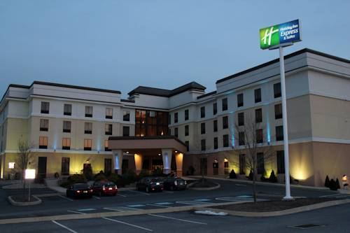 Holiday Inn Express Harrisburg West Cover Picture