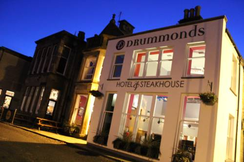 Drummonds Hotel Cover Picture