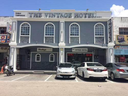 The Vintage Hotel Cover Picture