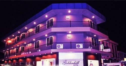 Goldenhill Hotel Cover Picture