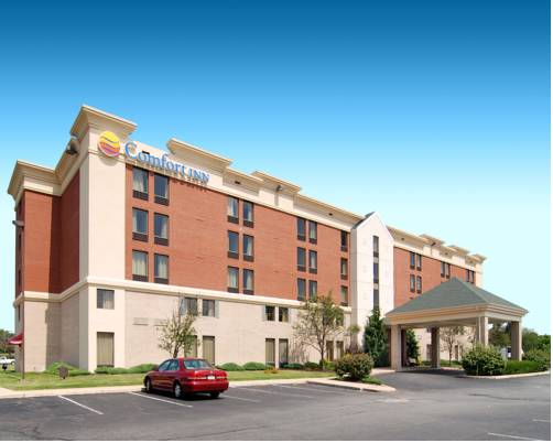 Comfort Inn Lehigh Valley West Cover Picture
