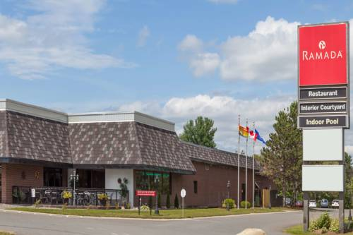 Ramada Hotel Fredericton Cover Picture