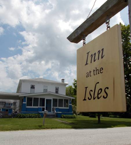 Inn at the Isles Cover Picture