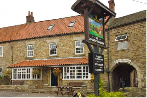 The Countryman's Inn Cover Picture