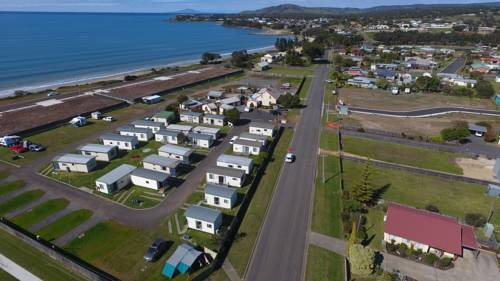 Swansea Holiday Park Tasmania Cover Picture