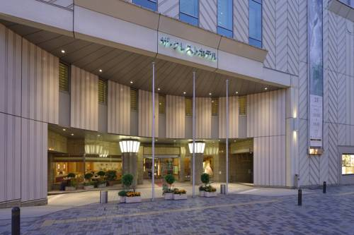 Crest Hotel Kashiwa Cover Picture