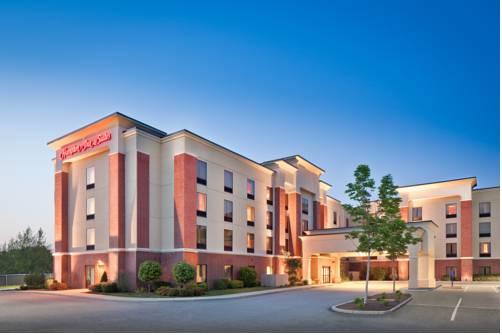 Hampton Inn & Suites Providence / Smithfield Cover Picture