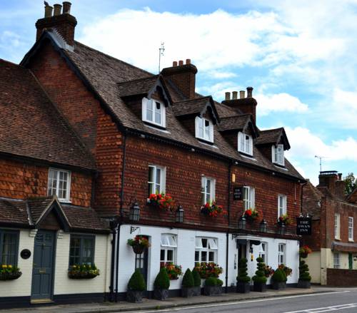 The Swan Inn Cover Picture