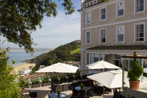 St Ives Harbour Hotel & Spa Cover Picture