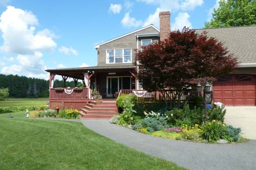 On Cranberry Pond Bed and Breakfast Cover Picture