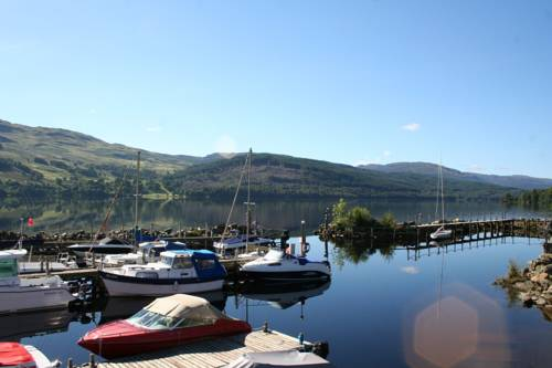 Loch Tay Highland Lodges Cover Picture