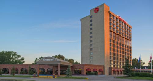 Sheraton Red Deer Hotel Cover Picture