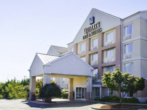 Quality Inn & Suites - Spartanburg Cover Picture