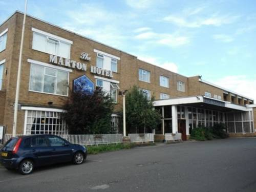 Marton Hotel & Country Club Cover Picture