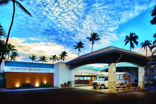Airport Honolulu Hotel Cover Picture
